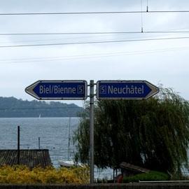 Region Drei-Seen-Land (Schweiz)