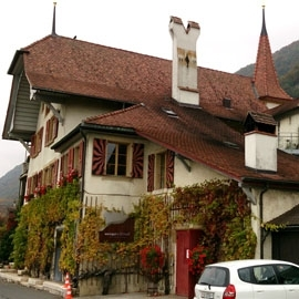 Weingut Schlössli (Schafis, Kanton Bern) - Drei-Seen-Land
