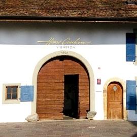 Domaine Henri Cruchon (Echichens, Kanton Waadt) - La Côte