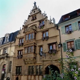 Frankreich - Colmar (Elsass)