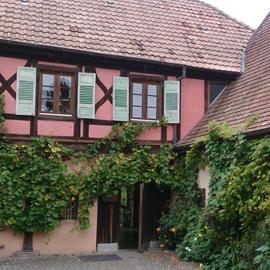 Domaine Pierre Frick (Pfaffenheim) - Elsass