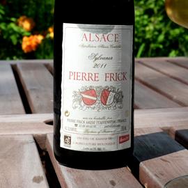 Domaine Pierre Frick - Sylvaner 2011