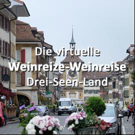 Die virtuelle Weinreize-Weinreise (Folge 4: Drei-Seen-Land)