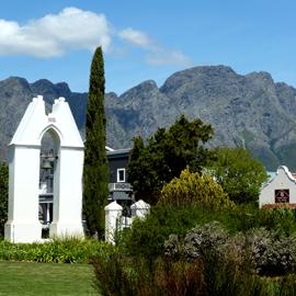 Region Franschhoek (Südafrika)