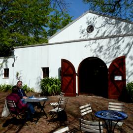 Môreson Family Winery - Franschhoek