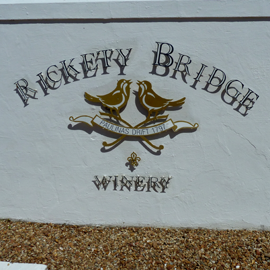 Rickety Bridge - Franschhoek