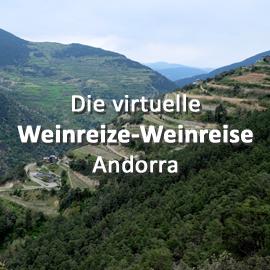 Die virtuelle Weinreize Weinreise (Folge 19: Andorra)