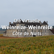 Die virtuelle Weinreize-Weinreise (Folge 11: Côte de Nuits)
