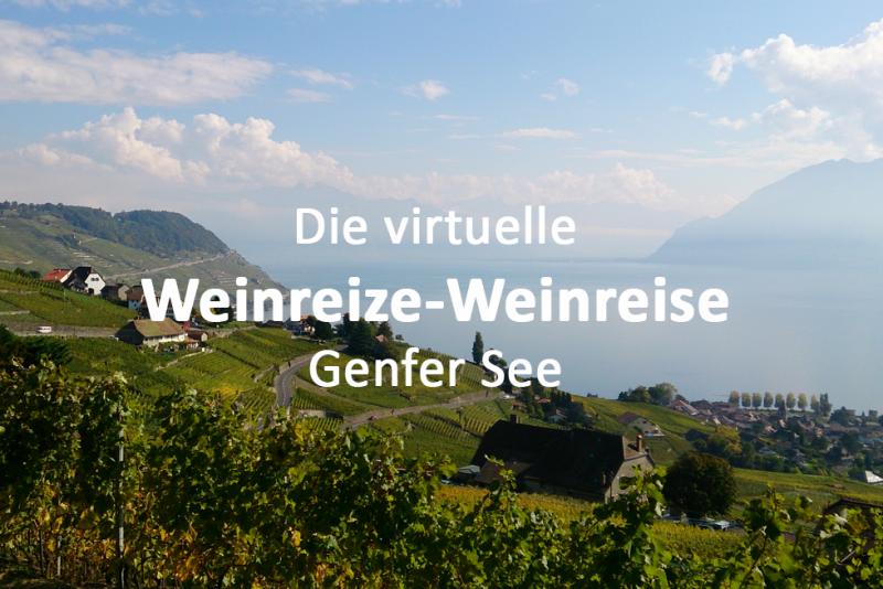 Weinreize-Weinreise-Genfer-See