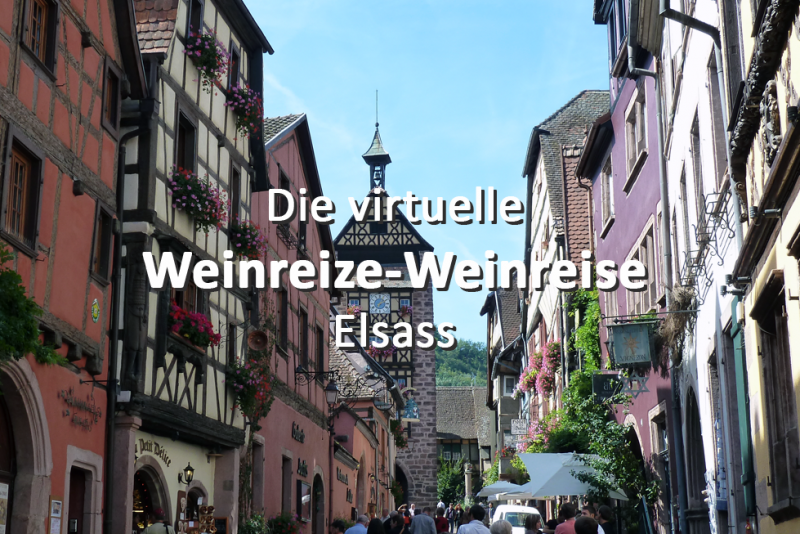 Weinreize-Weinreise-Elsass